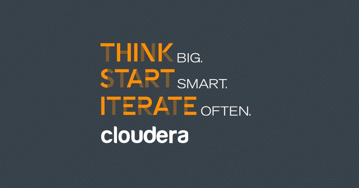 Machine Learning | Analytics | Cloud - Cloudera